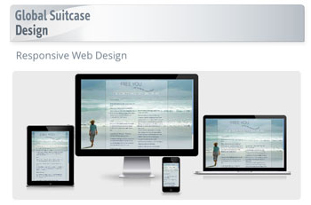 Global Suitcase Design - Responsive Web Design