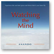 Watching the Mind cd cover